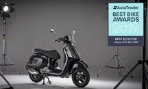 GTS scoops award in 2019 Auto Trader Best Bike Awards
